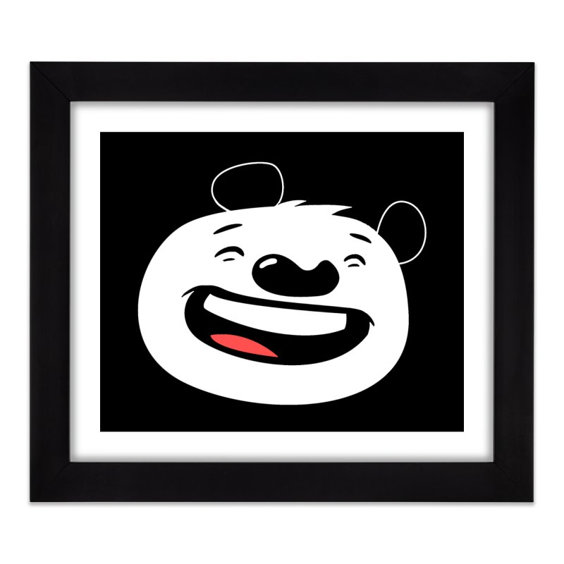 Lil Bby Po - Noggin Home Framed Fine Art Print by TDUB951