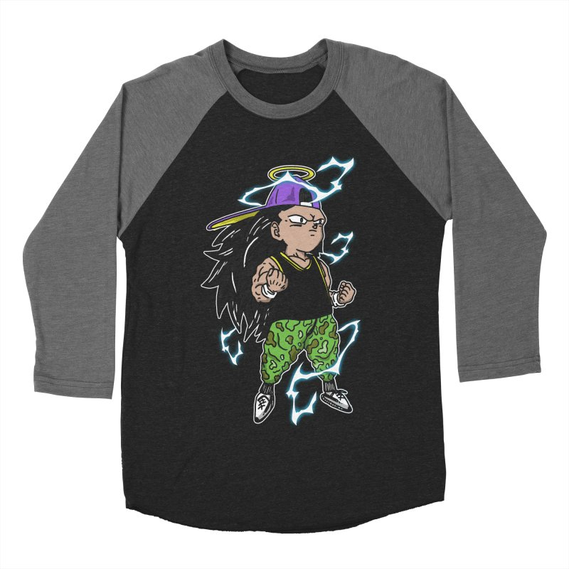 Mark Ball Z Women's Baseball Triblend Longsleeve T-Shirt by TDUB951