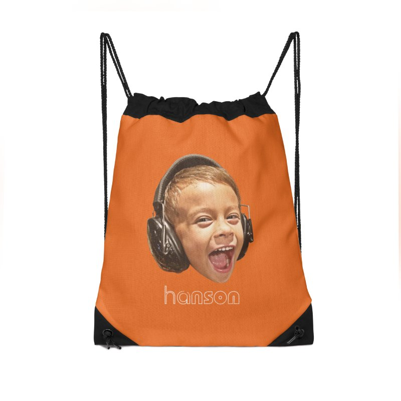 Z - Hanson Accessories Drawstring Bag Bag by TDUB951