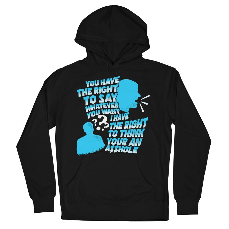 Yeah Go On... Men's French Terry Pullover Hoody by TDUB951