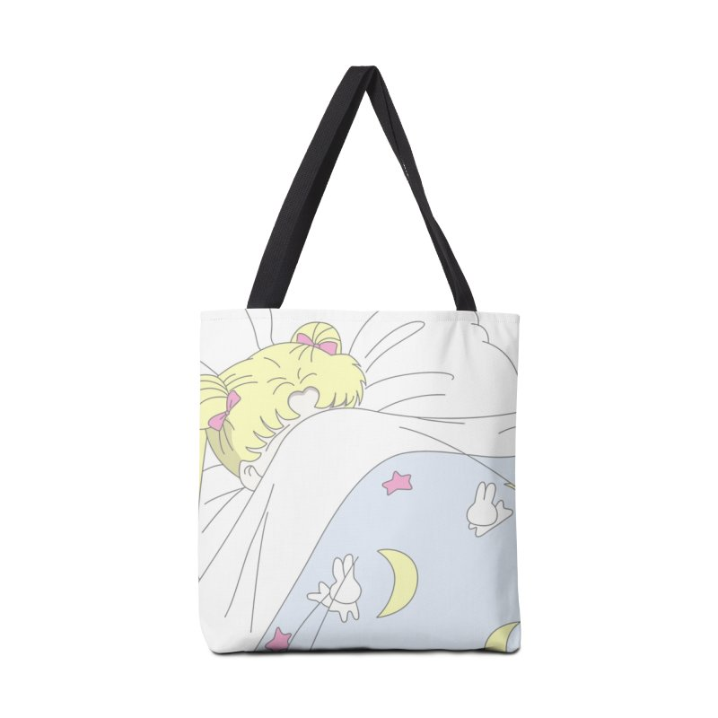Sleepy Sailor Accessories Tote Bag Bag by TDUB951