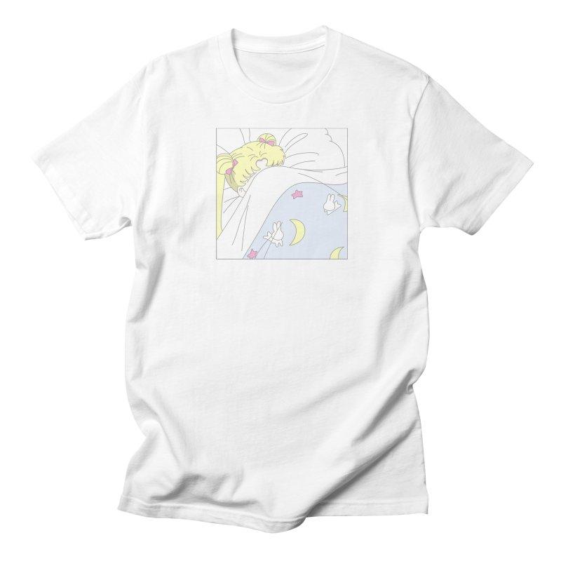 Sleepy Sailor Women's Regular Unisex T-Shirt by TDUB951