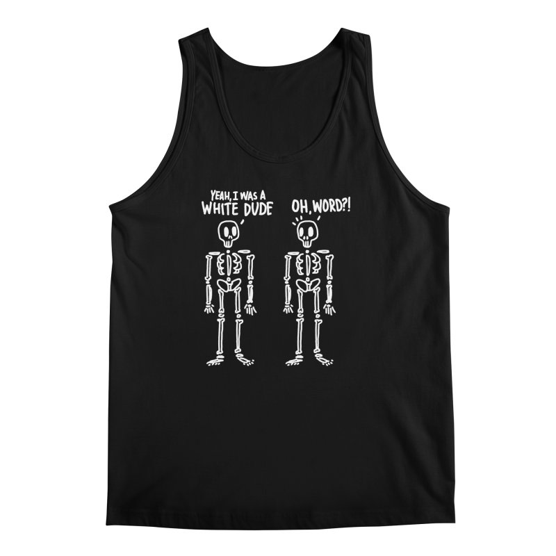 Oh Word?! Men's Regular Tank by TDUB951