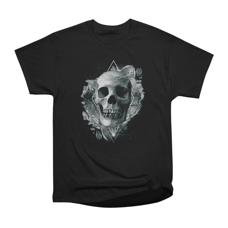 Space Skull Men's Heavyweight T-Shirt by TDUB951