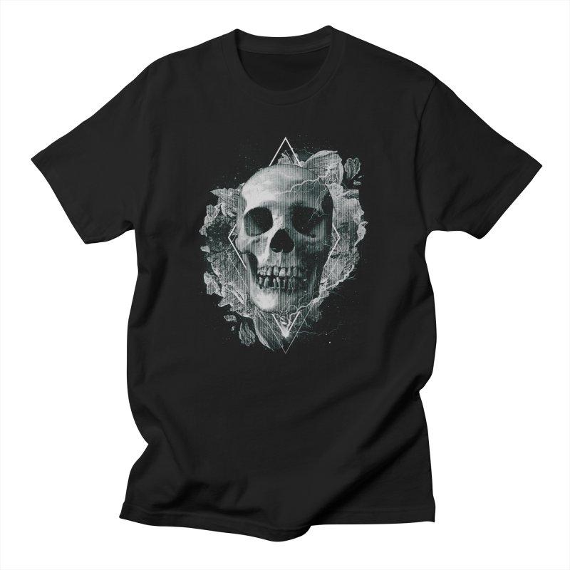 Space Skull Women's Regular Unisex T-Shirt by TDUB951