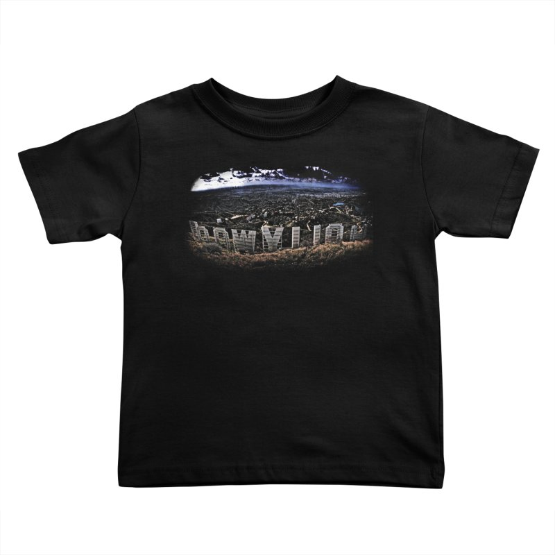 Hollywood Hike Kids Toddler T-Shirt by TDUB951
