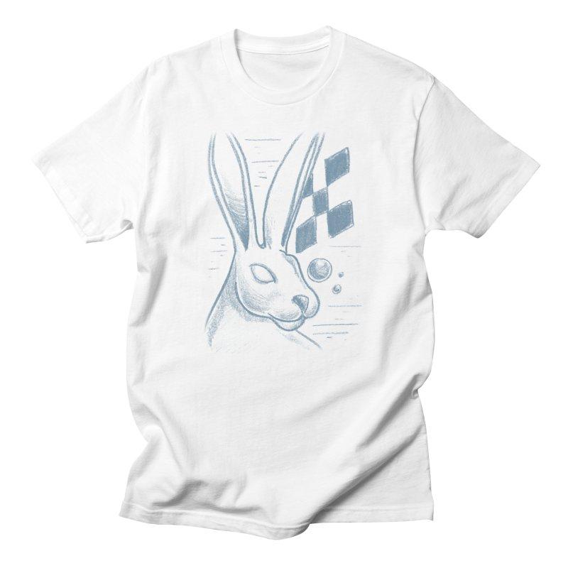 Rabbit Men's Regular T-Shirt by TDUB951