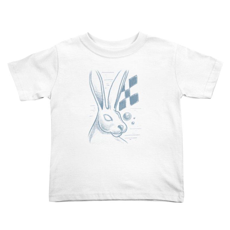 Rabbit Kids Toddler T-Shirt by TDUB951
