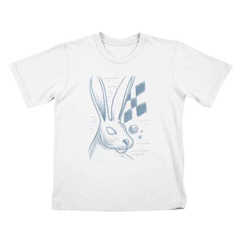 Rabbit Kids T-Shirt by TDUB951