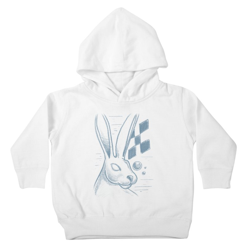 Rabbit Kids Toddler Pullover Hoody by TDUB951