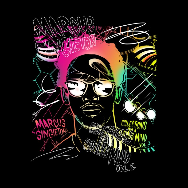 Marcus Singleton - Collections From A Curious Mind / Vol.2 Women's Longsleeve T-Shirt by TDUB951