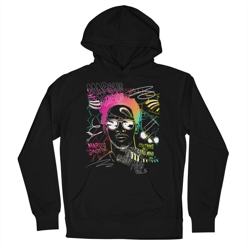 Marcus Singleton - Collections From A Curious Mind / Vol.2 Men's French Terry Pullover Hoody by TDUB951