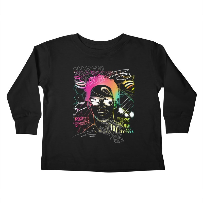 Marcus Singleton - Collections From A Curious Mind / Vol.2 Kids Toddler Longsleeve T-Shirt by TDUB951