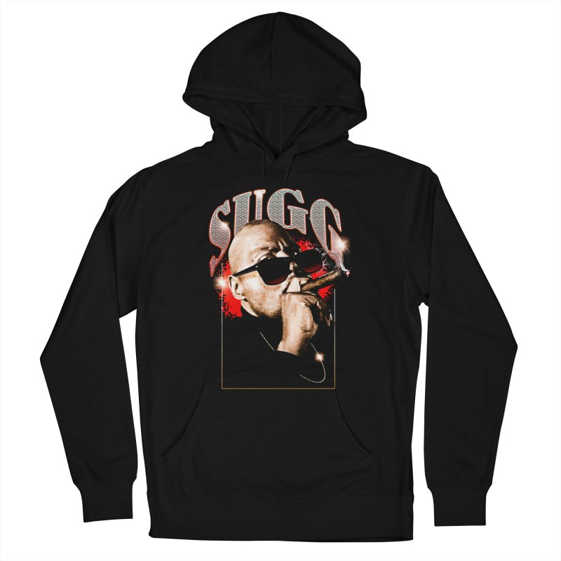 SUGG Men's French Terry Pullover Hoody by TDUB951