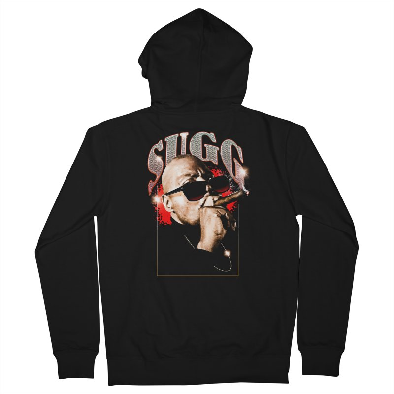 SUGG Women's French Terry Zip-Up Hoody by TDUB951