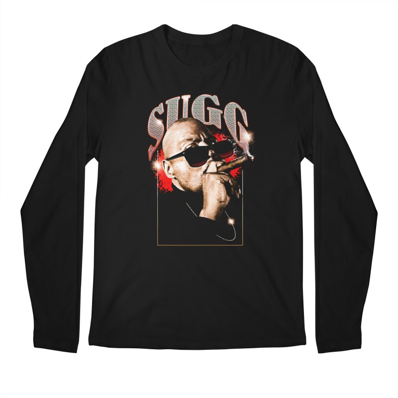 SUGG Men's Regular Longsleeve T-Shirt by TDUB951