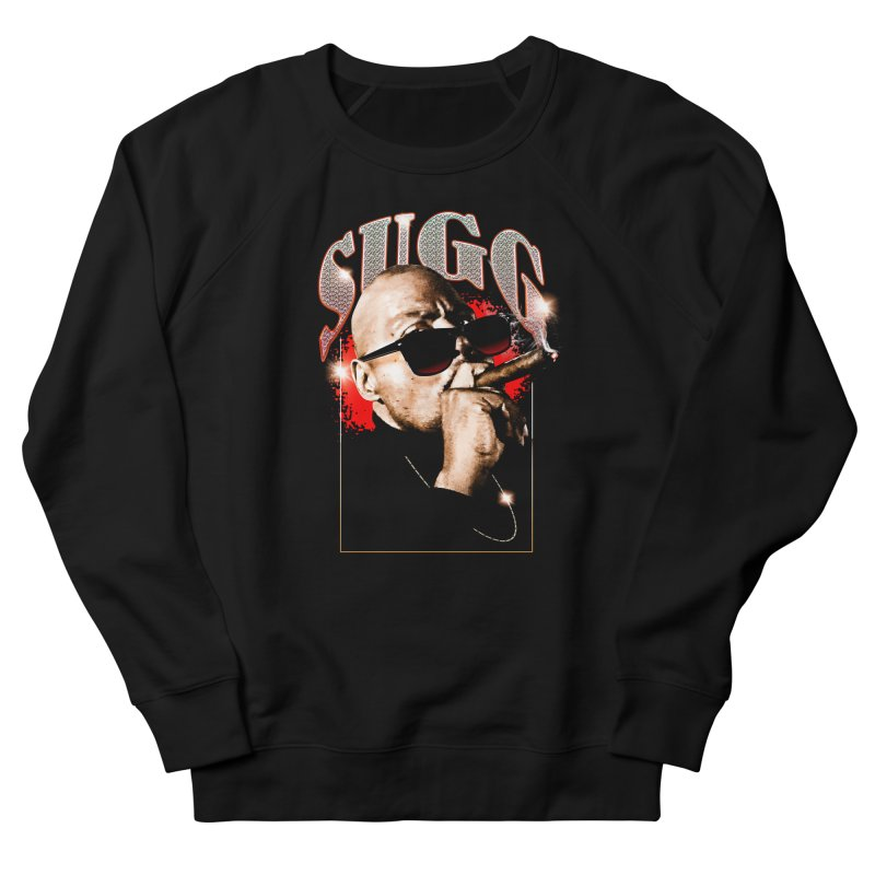 SUGG Men's French Terry Sweatshirt by TDUB951