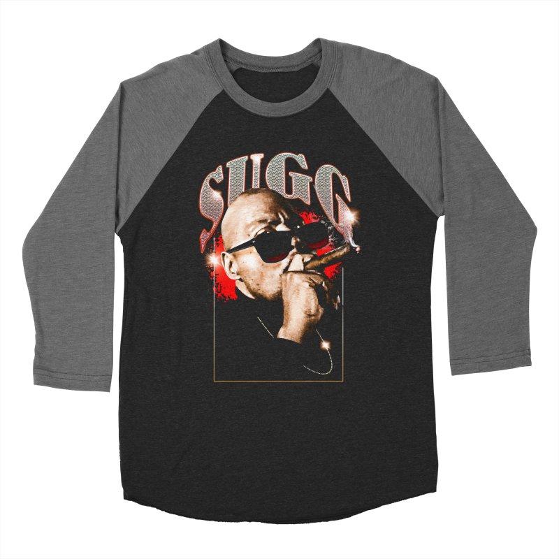 SUGG Women's Baseball Triblend Longsleeve T-Shirt by TDUB951