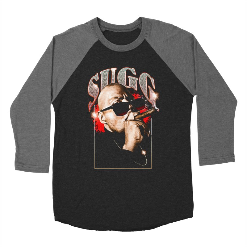 SUGG Men's Baseball Triblend Longsleeve T-Shirt by TDUB951