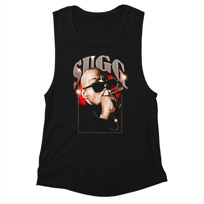 SUGG Women's Muscle Tank by TDUB951
