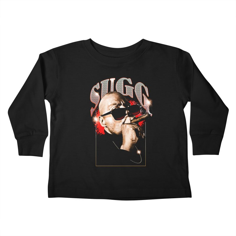 SUGG Kids Toddler Longsleeve T-Shirt by TDUB951