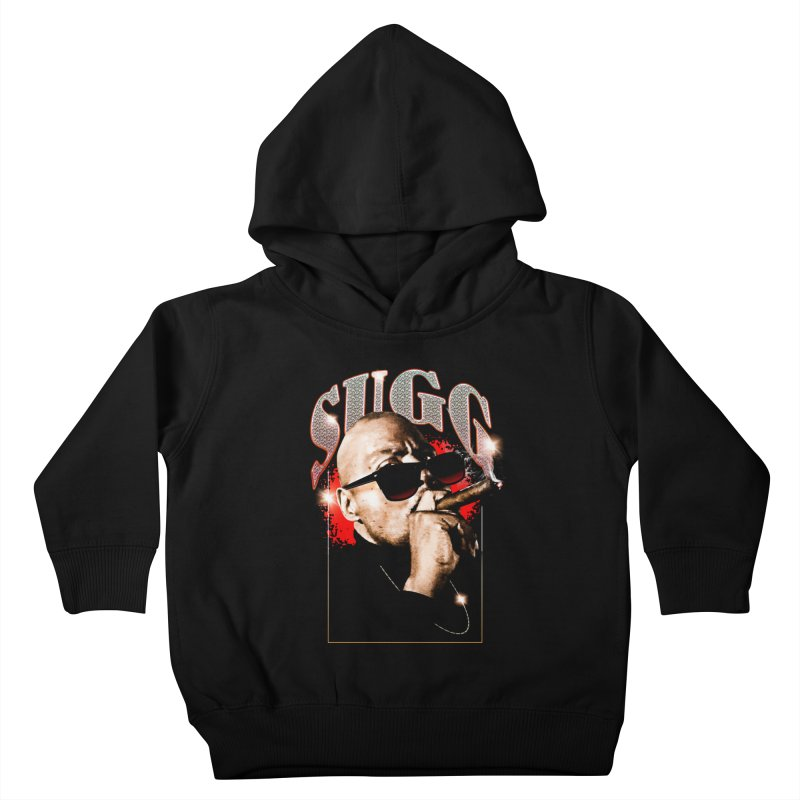 SUGG Kids Toddler Pullover Hoody by TDUB951