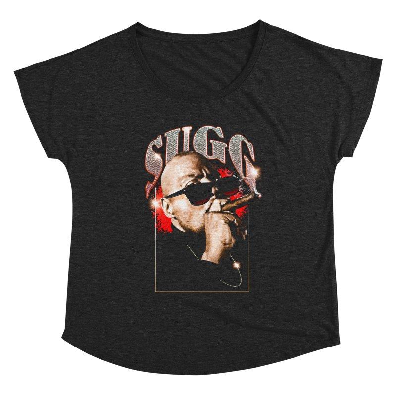 SUGG Women's Scoop Neck by TDUB951
