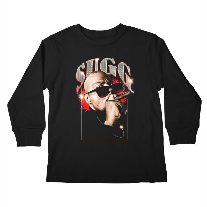 SUGG Kids Longsleeve T-Shirt by TDUB951