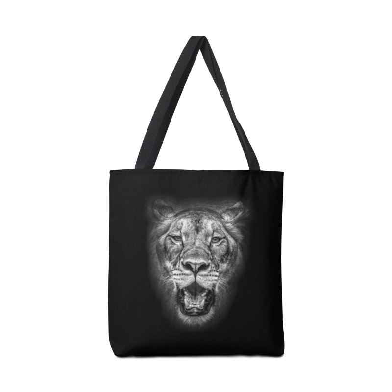 Lioness - @victorfernandesphotography Accessories Tote Bag Bag by TDUB951