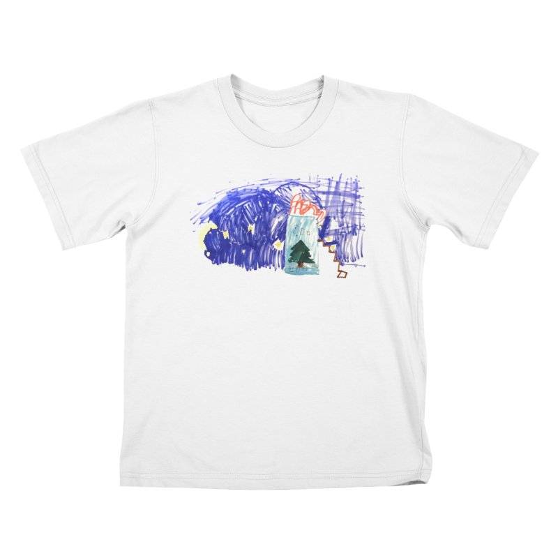 Adrian X TDUB951 Kids T-Shirt by TDUB951