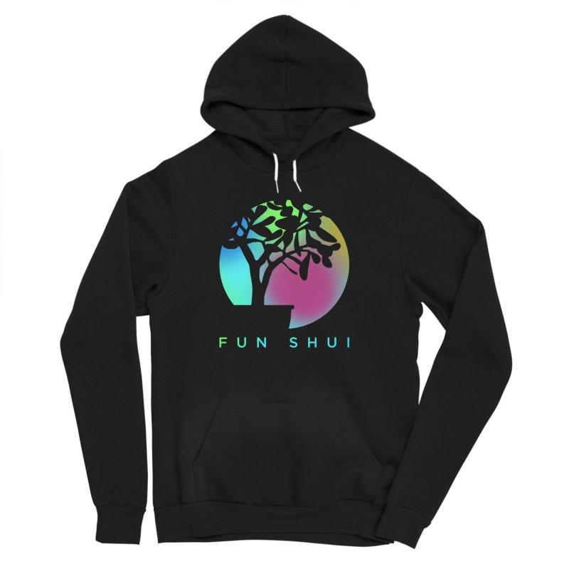 FUN SHUI Women's Sponge Fleece Pullover Hoody by TDUB951