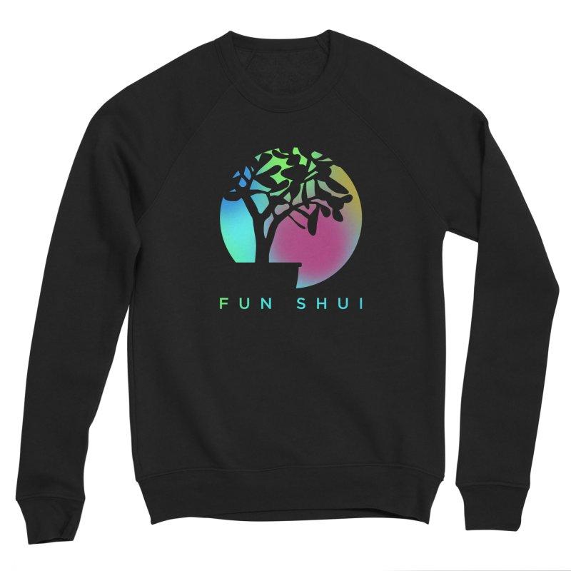 FUN SHUI Women's Sponge Fleece Sweatshirt by TDUB951