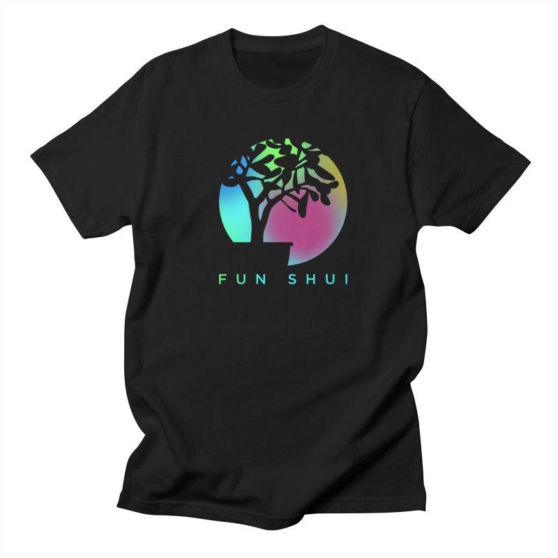 FUN SHUI Women's Regular Unisex T-Shirt by TDUB951
