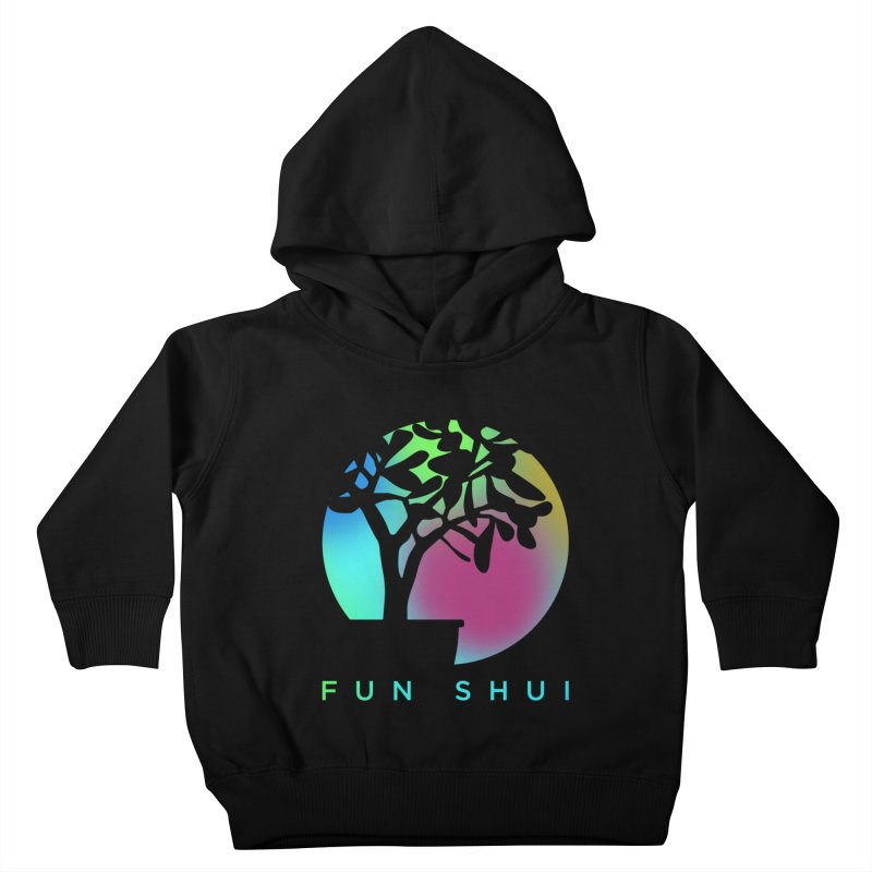 FUN SHUI Kids Toddler Pullover Hoody by TDUB951