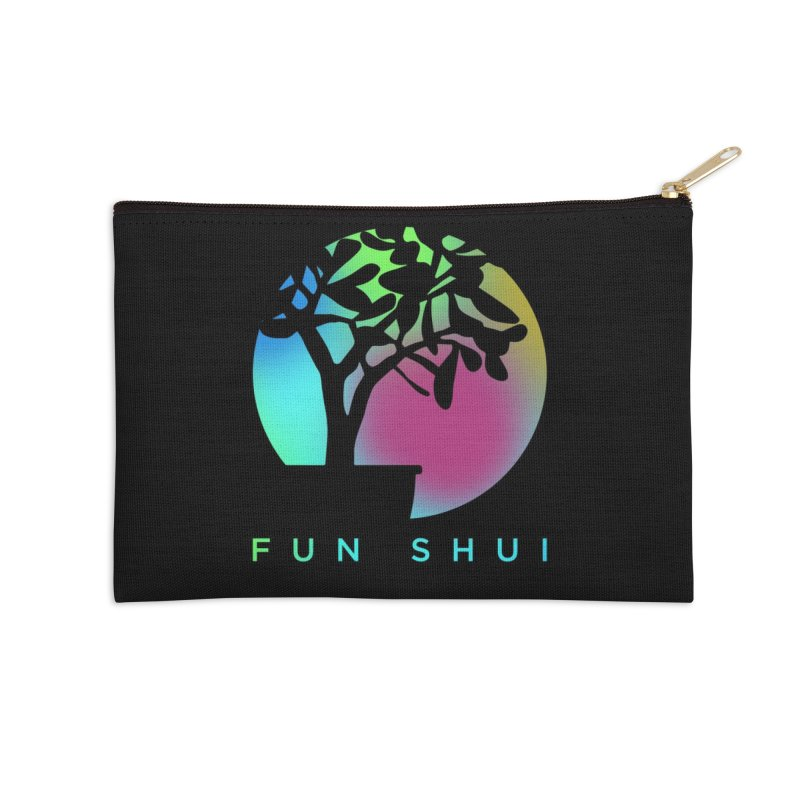FUN SHUI Accessories Zip Pouch by TDUB951