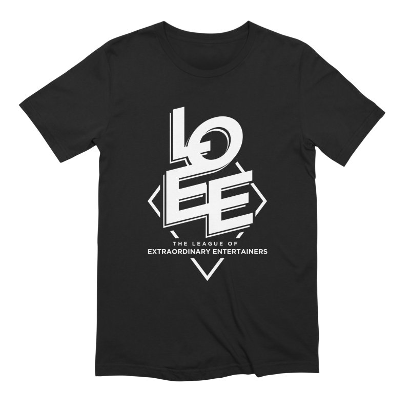 LOEE - @leagueofee Men's T-Shirt by TDUB951