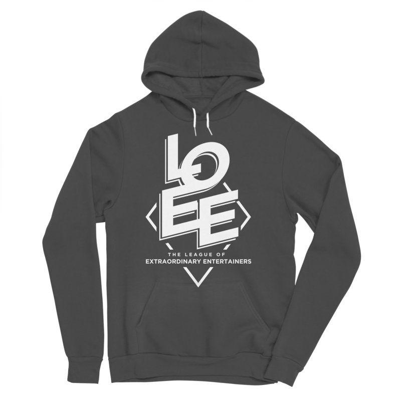 LOEE - @leagueofee Men's Sponge Fleece Pullover Hoody by TDUB951