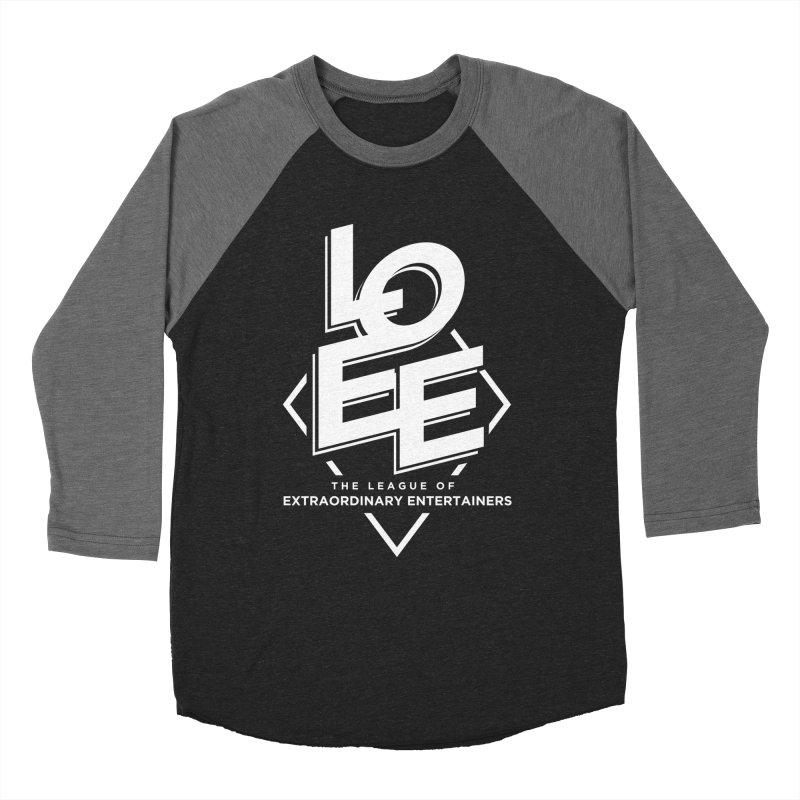 LOEE - @leagueofee Women's Baseball Triblend Longsleeve T-Shirt by TDUB951