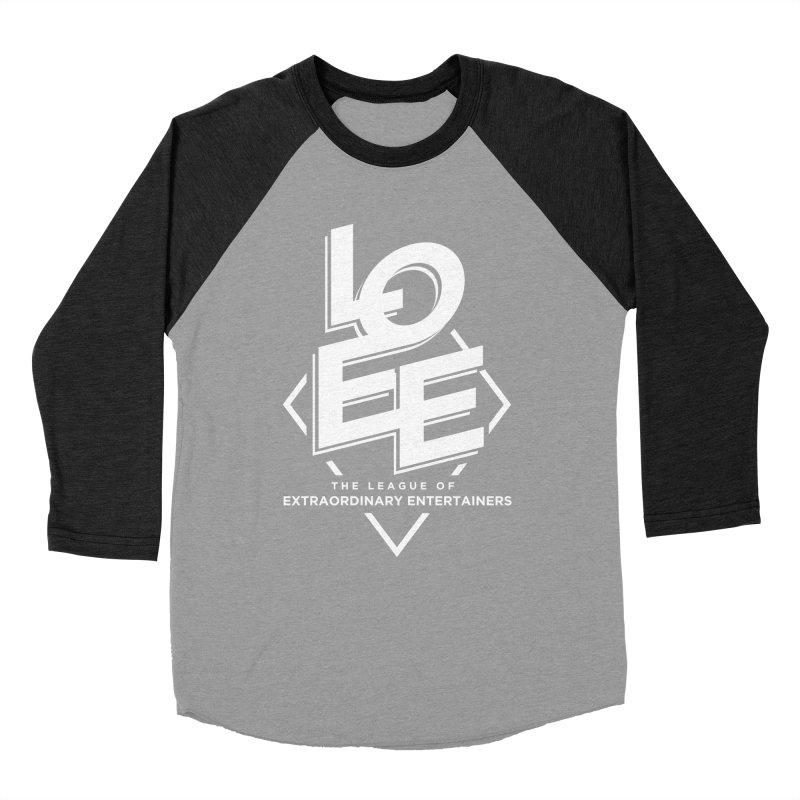 LOEE - @leagueofee Men's Baseball Triblend Longsleeve T-Shirt by TDUB951