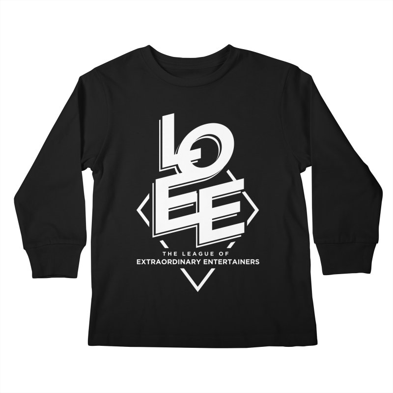 LOEE - @leagueofee Kids Longsleeve T-Shirt by TDUB951