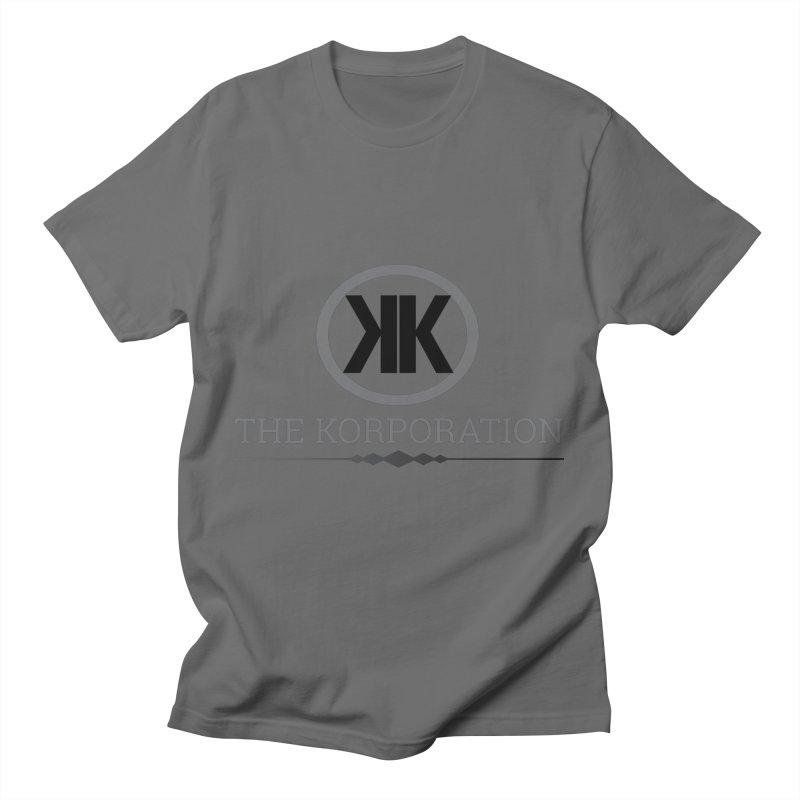 Korporation Men's T-Shirt by THE KORPORATION SHOP