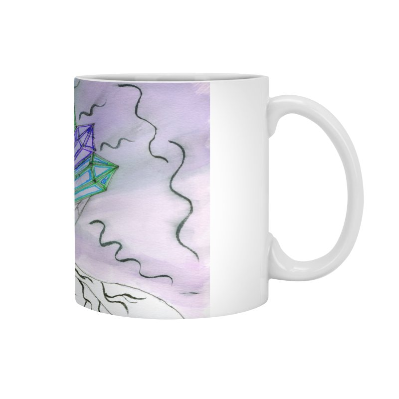 Exhausted Queen of Crystal Accessories Mug by THGStarDragon's Artist Shop