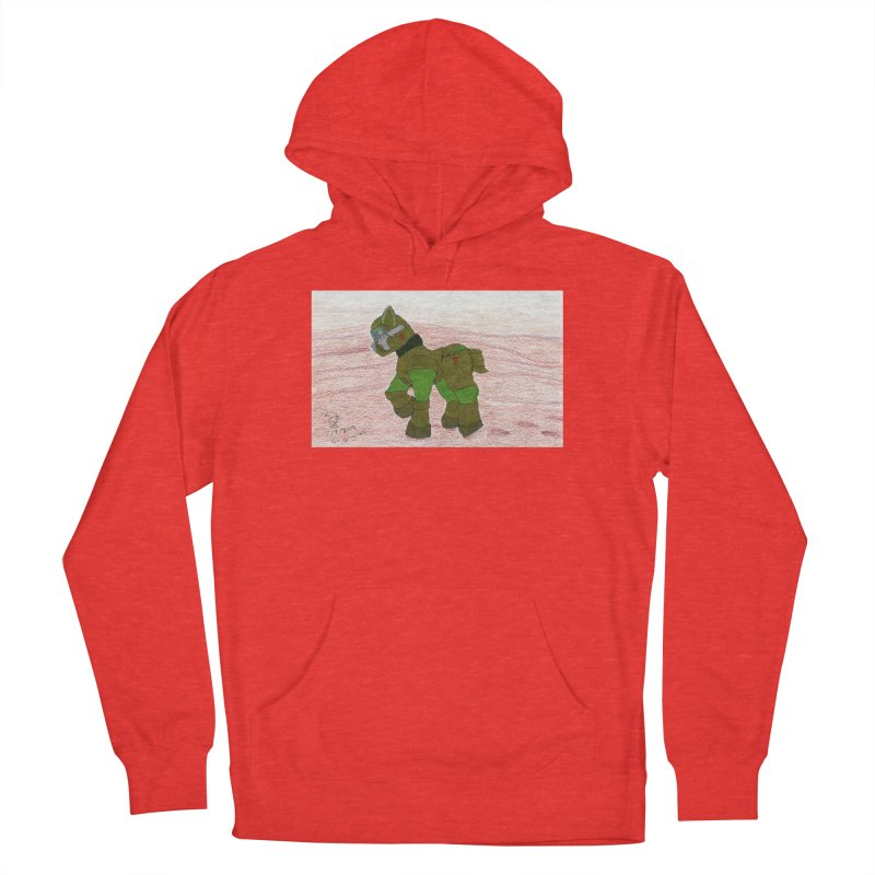 Wandering the Martian Wastes Men's Pullover Hoody by THGStarDragon's Artist Shop