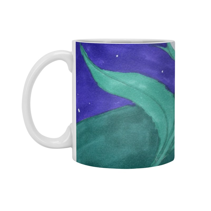 Enchanted Moon Flower Accessories Mug by THGStarDragon's Artist Shop