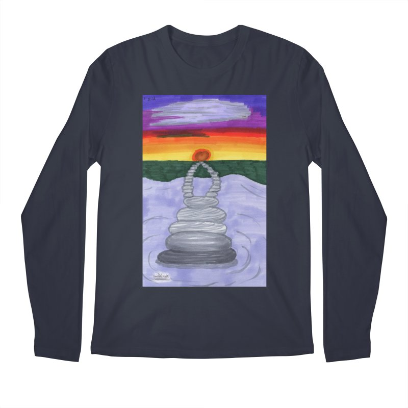 Build A Dream Men's Longsleeve T-Shirt by THGStarDragon's Artist Shop