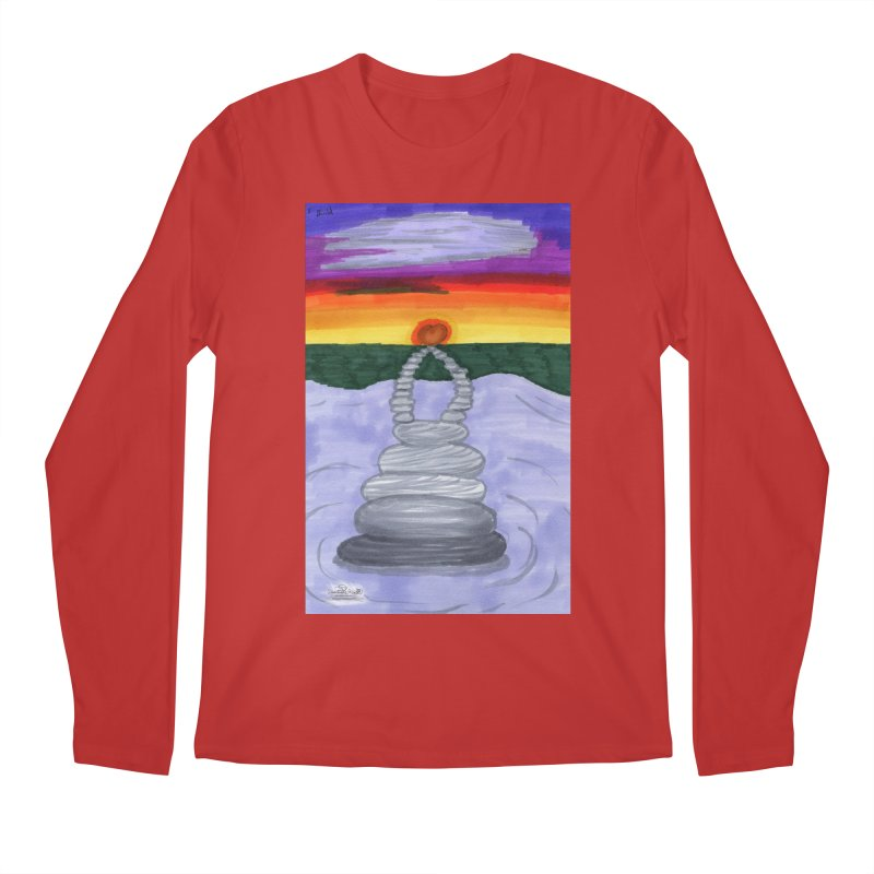 Build A Dream Men's Longsleeve T-Shirt by THGStarDragon's Artist Shop