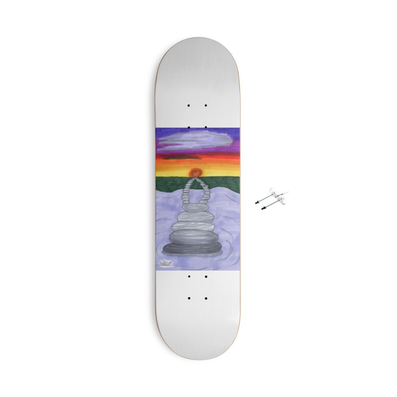 Build A Dream Accessories Skateboard by THGStarDragon's Artist Shop