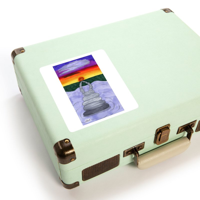 Build A Dream Accessories Sticker by THGStarDragon's Artist Shop
