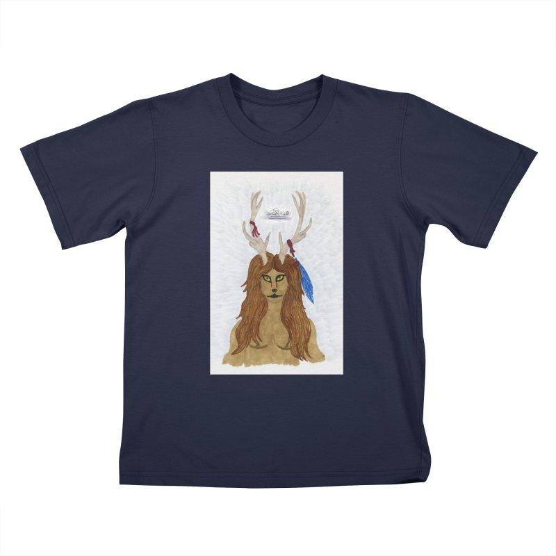 Lord of the Wild Kids T-Shirt by THGStarDragon's Artist Shop