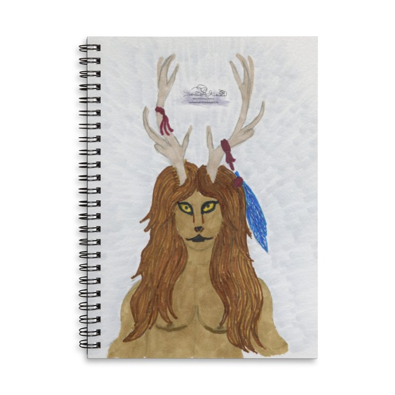 Lord of the Wild Accessories Notebook by THGStarDragon's Artist Shop